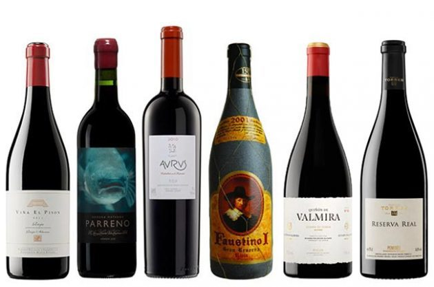 Content spanish wines for christmas...