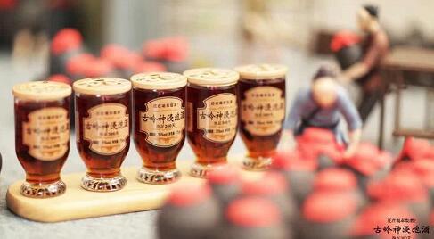 匠人匠心——古岭神浸泡酒30余年,成就一杯好酒