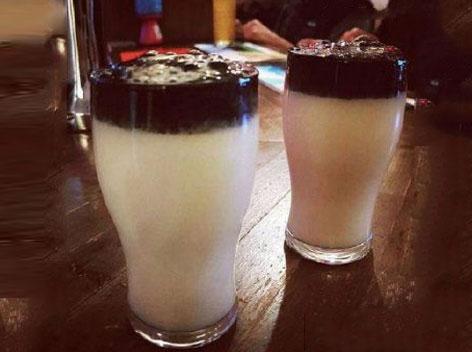 英国:白色的健力士黑啤Reverse Guinness上市