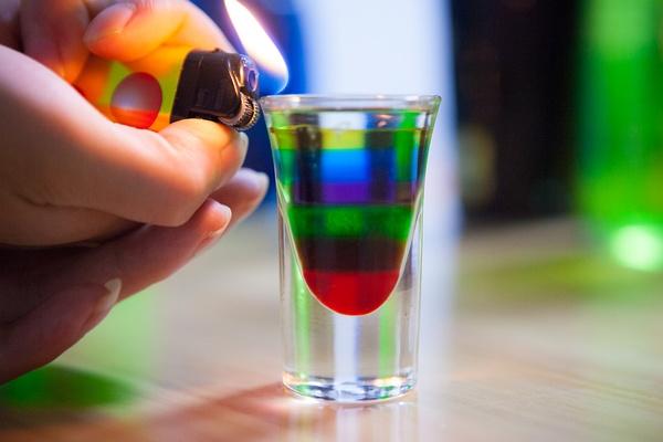 彩虹酒怎么调?常见鸡尾酒是怎么调出来的?