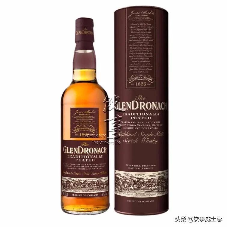 GTP格兰多纳官方装瓶威士忌酒标现身