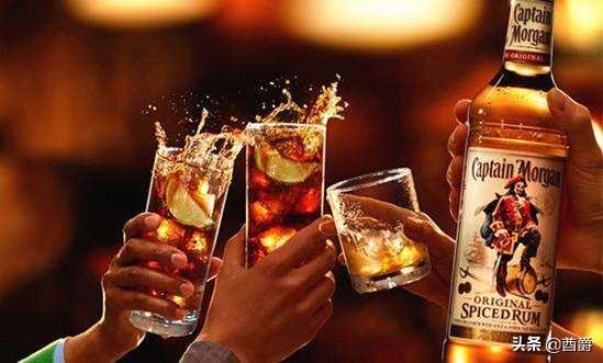 古巴国酒—郎姆酒