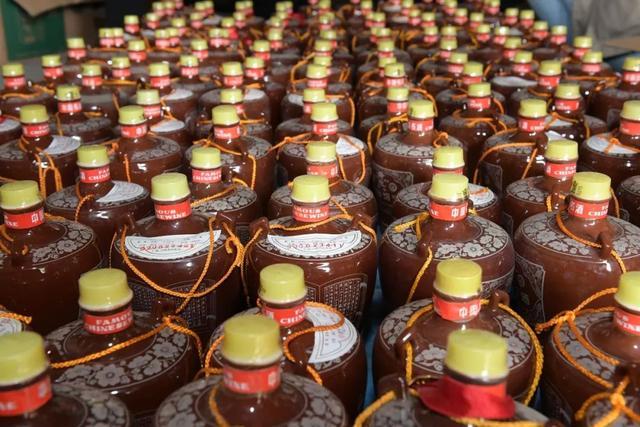老酒收藏,是酒行业新市场的大办法