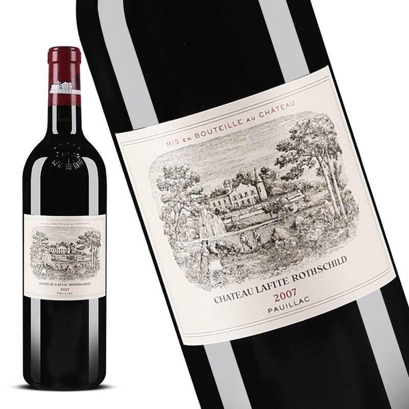 法国拉菲红酒价格