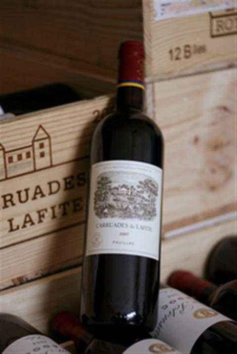 波尔多红酒价格表