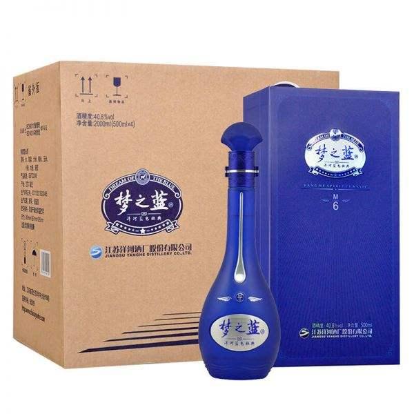 """洋河""""梦之蓝M6+"""":放眼下一个十年,打造中国高端白酒的主流典范产品"""