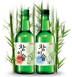 韩国烧酒怎么喝