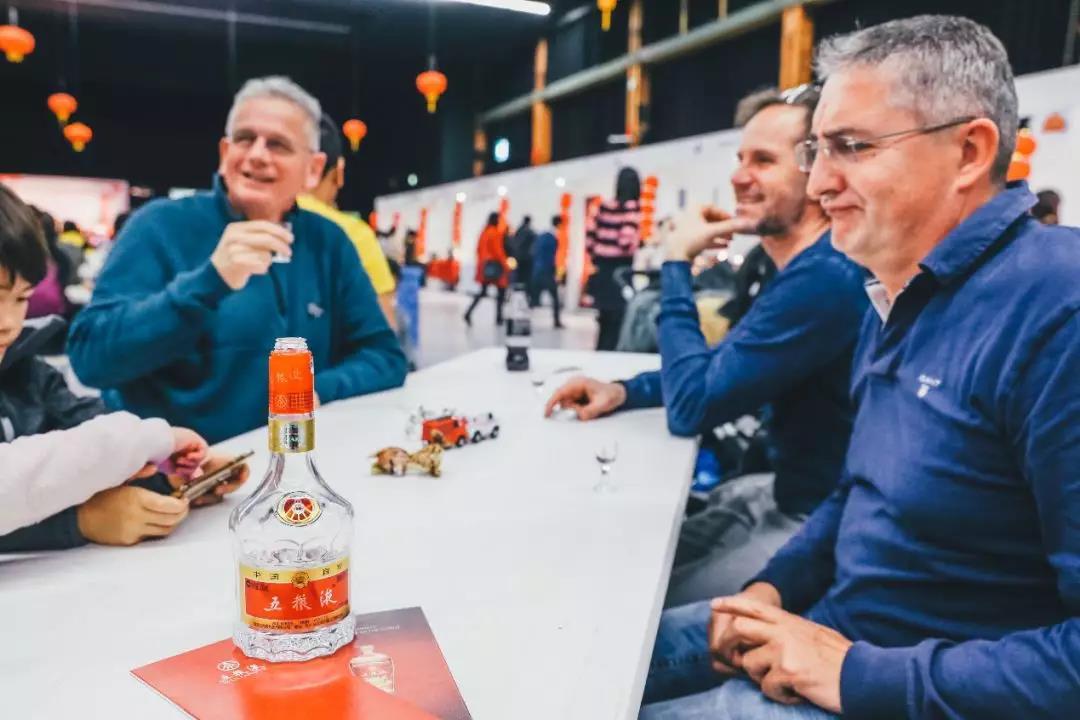 五粮液惊艳亮相瑞士中国美食文化节