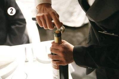 怎么打开葡萄酒