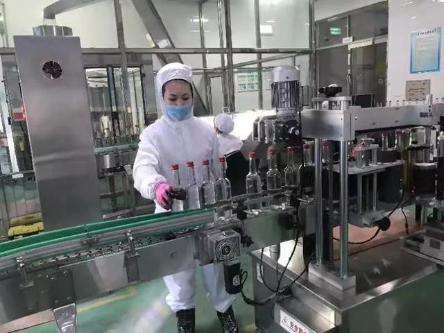 中粮生物科技酿酒公司:小酒厂大担当