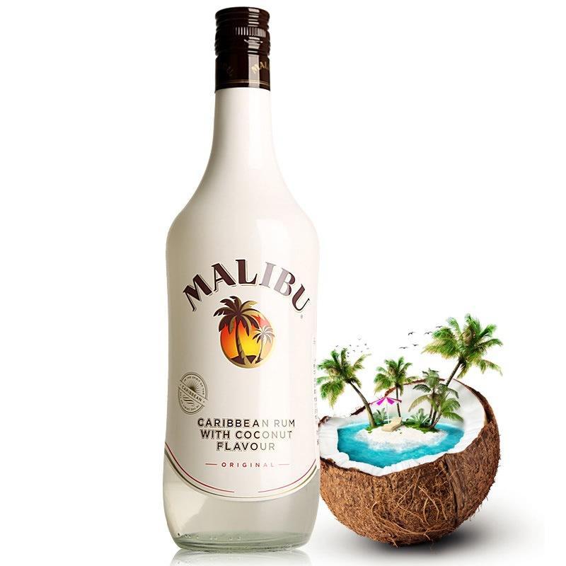 马利宝椰子朗姆酒怎么喝