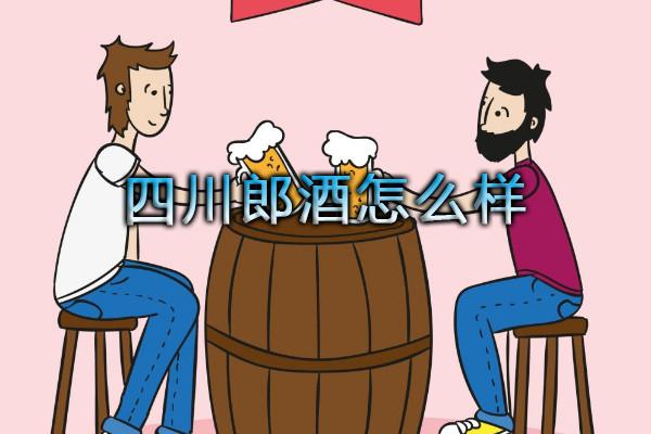 四川郎酒怎么样