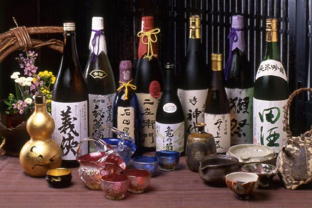 清酒是哪个国家的,起源于日本
