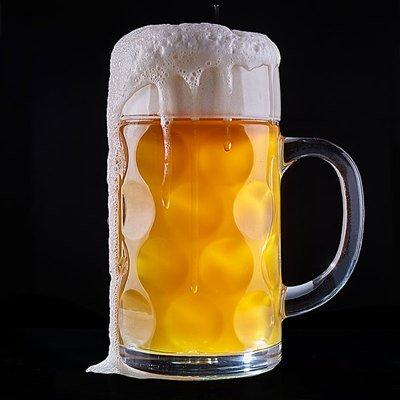 倒啤酒起泡沫怎么办