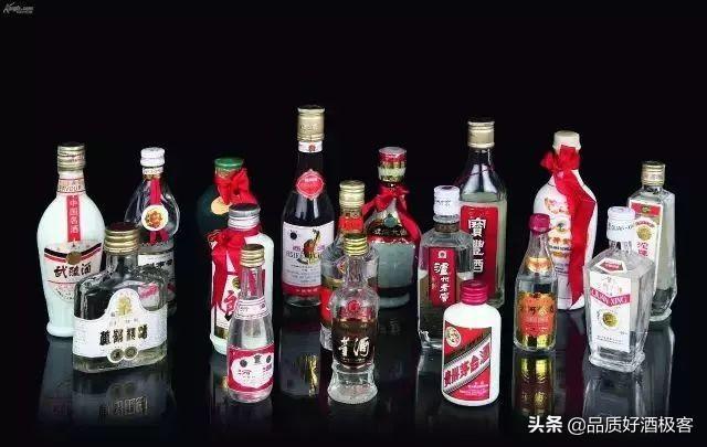 白酒的高端、中端、低端品牌都有谁?