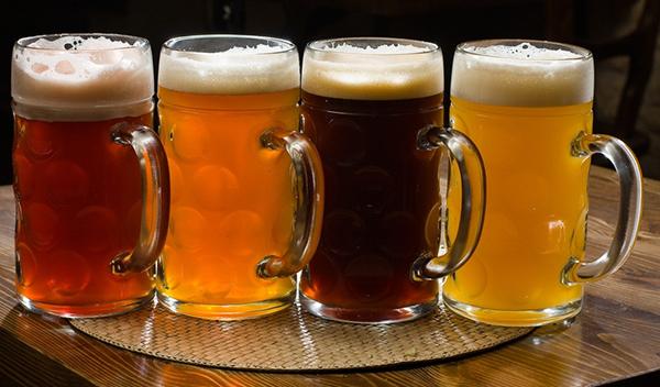 中国十大啤酒2019年最新排名