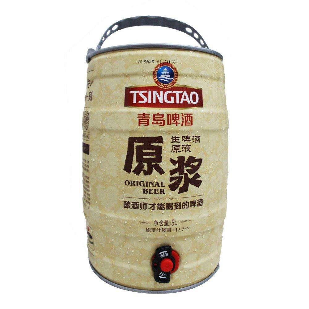 青岛原浆啤酒一般要到哪里买