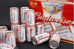 百威纯生啤酒多少钱一箱