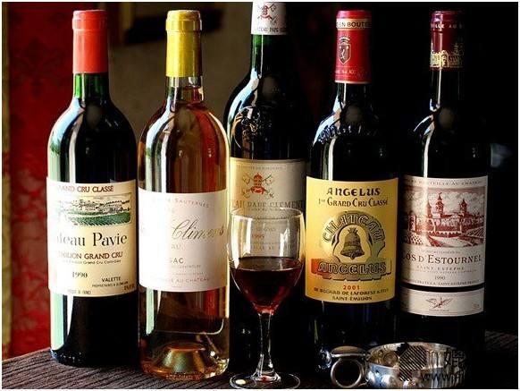 法国葡萄酒产品介绍