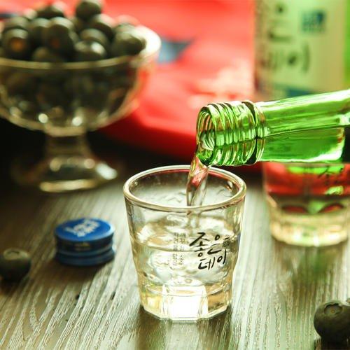 韩国烧酒怎么喝好喝