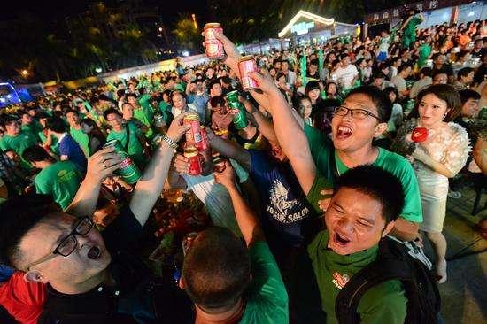 2019年青岛啤酒实现净利增长30.2%:继续保持中国啤酒行业品牌价值第一