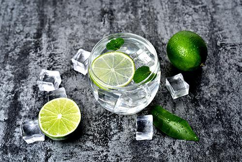 柠檬酒可以降高血压吗