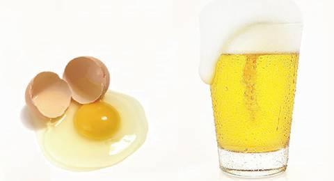 啤酒加鸡蛋对女性有什么帮助