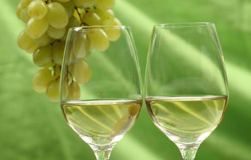 甜白葡萄酒的口感