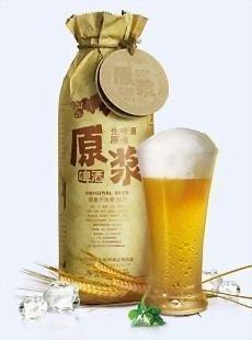 原浆啤酒和纯生啤酒有什么区别
