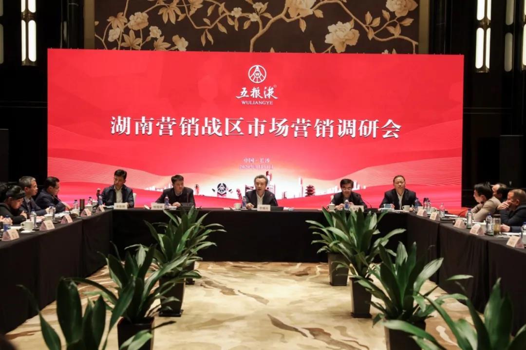 李曙光深入湖南市场考察 要求为五粮液市场全面恢复做好工作