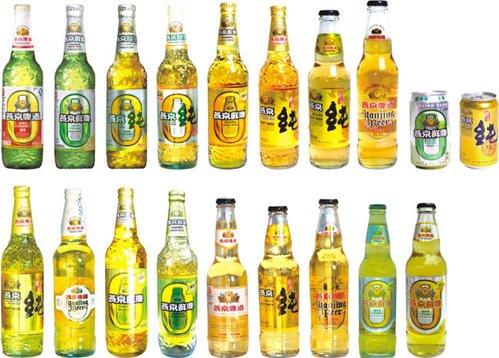 国产果味啤酒品牌大全