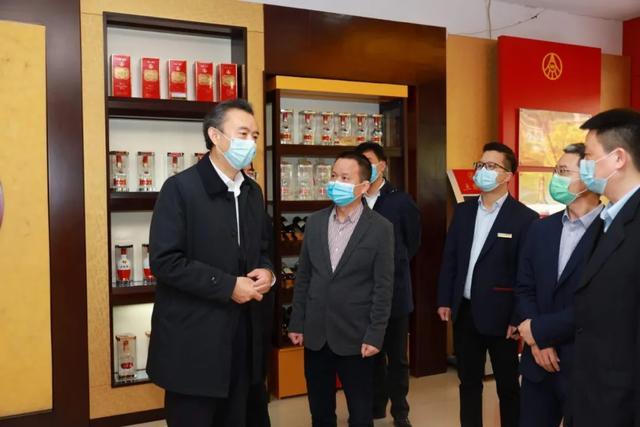 李曙光调研湖南市场,推动五粮液全面激活市场消费需求