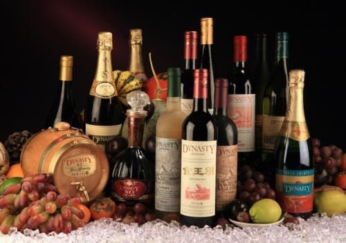 王朝葡萄酒生产地址
