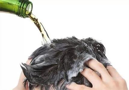 啤酒洗头发的好处是什么