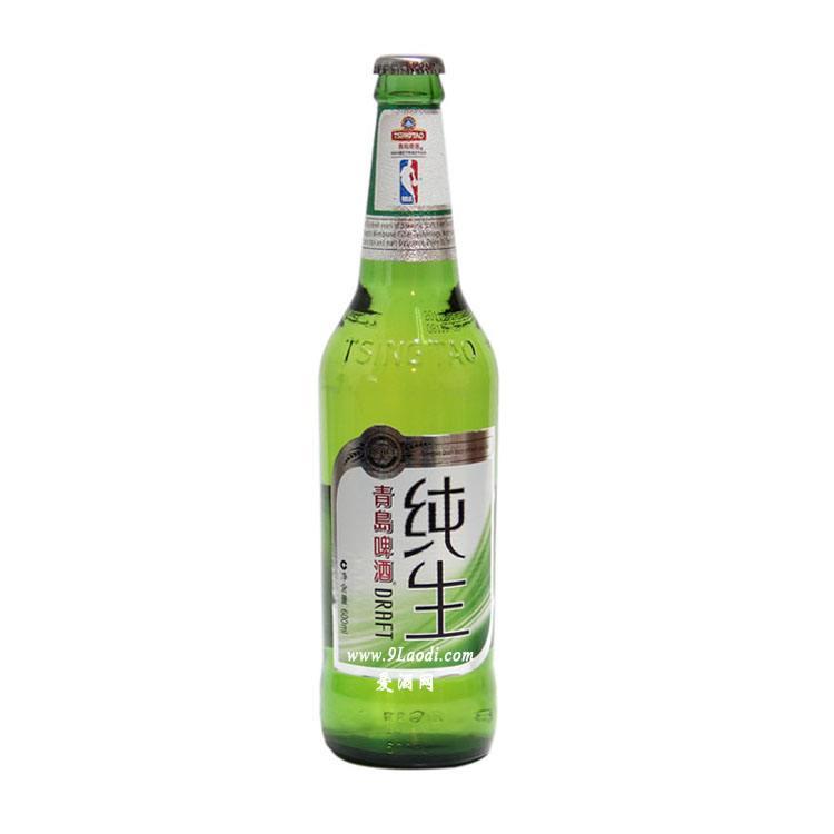 青岛纯生啤酒一瓶多少钱