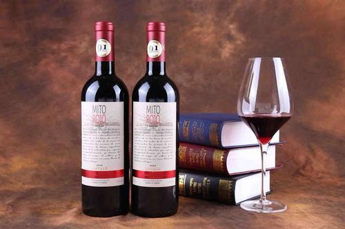 智利西拉葡萄酒的口感