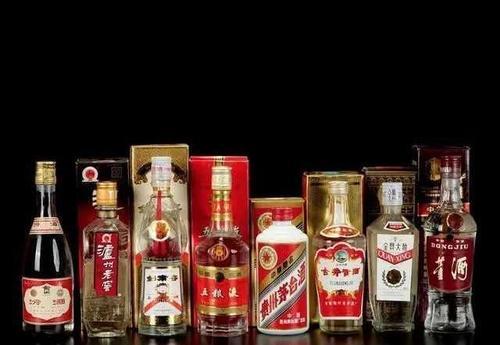 中国现在白酒排名