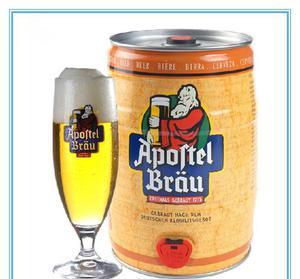 德国黑啤5l桶装啤酒喝不了