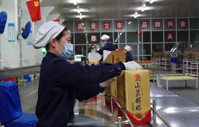 湖北武汉黄鹤楼酒业有限公司:为胜利备酒,为英雄城市干杯