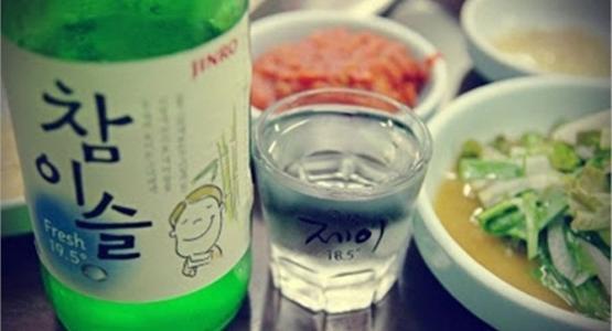 韩国烧酒的热量为多少