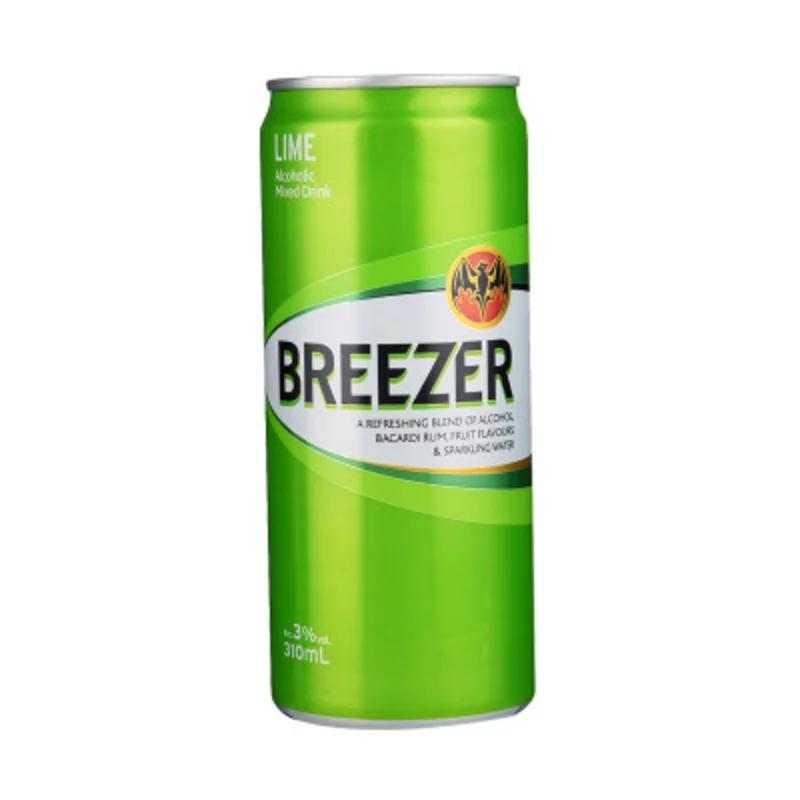 预调酒精饮品品牌
