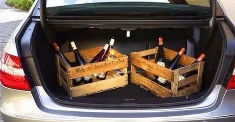 汽车后备箱可以储存白酒吗?如何防止白酒泡酒?