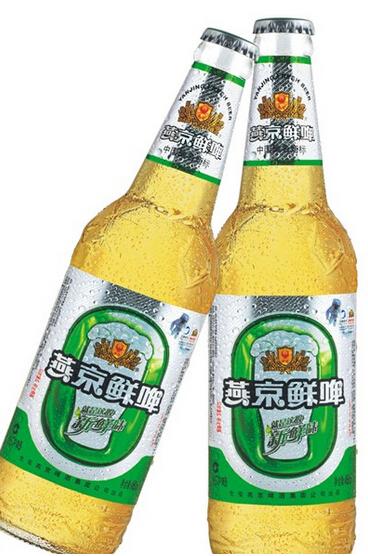 燕京纯生啤酒多少度