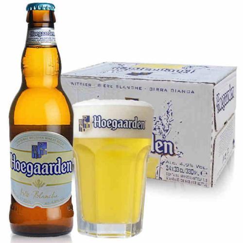 福佳白玫瑰味啤酒好喝吗
