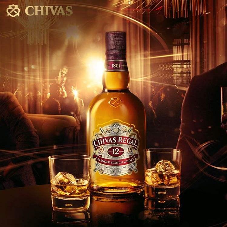 芝华士12年苏格兰威士忌怎么喝