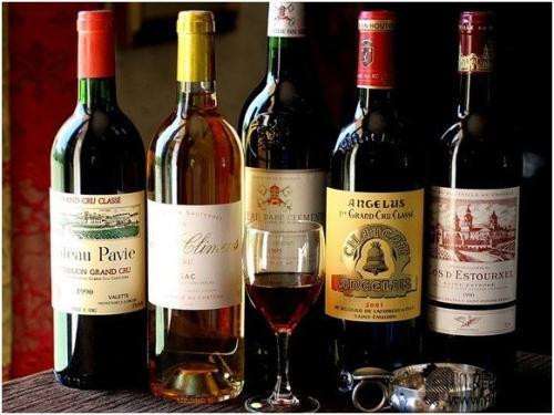 法国进口葡萄酒品牌大全