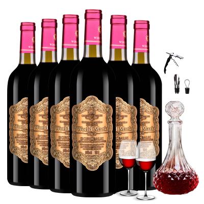 法国葡萄酒畅销世界的原因