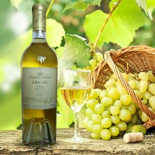 法国波尔多白葡萄酒