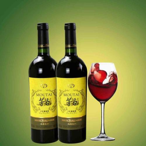 茅台干红葡萄酒价格表大全