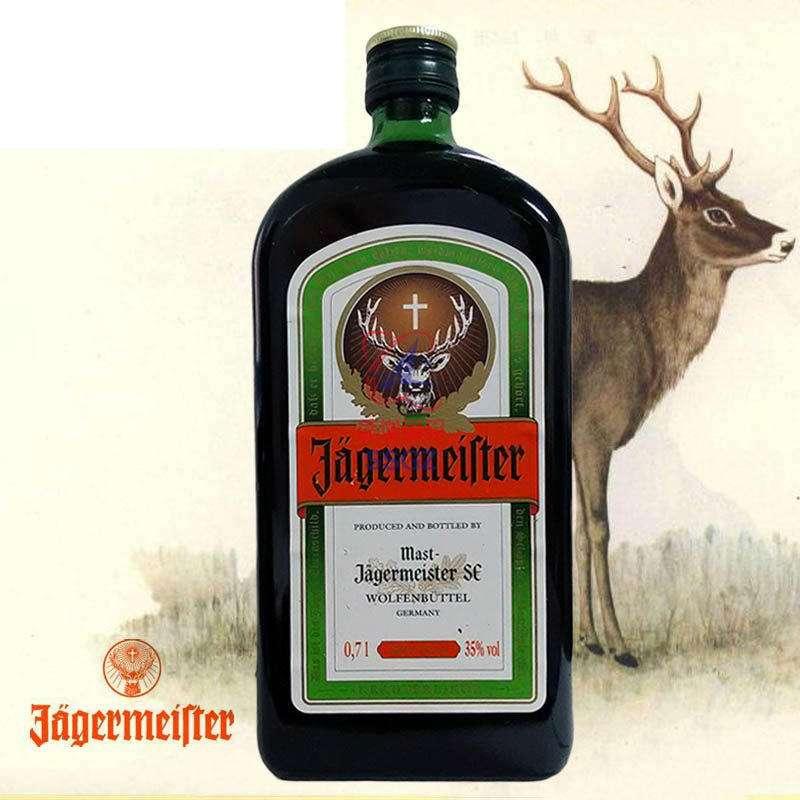 德国洋酒野格圣路酒的功效